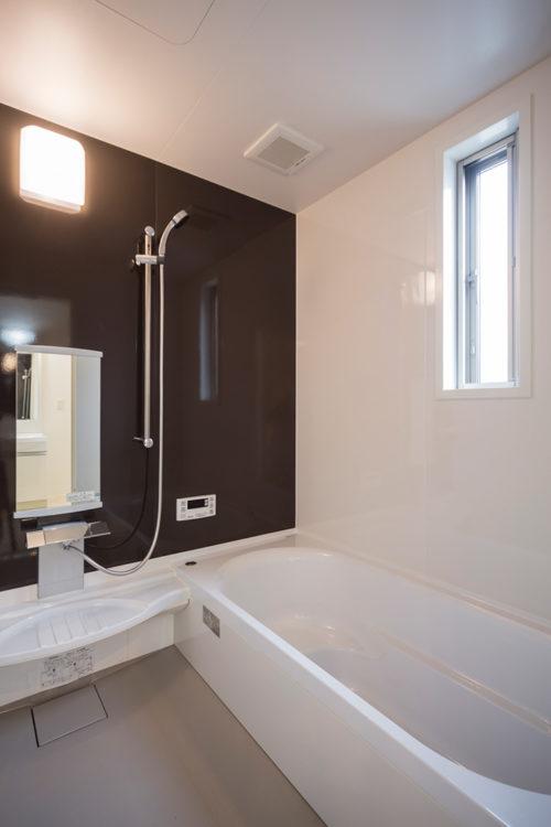 カシータの設備・仕様について 「1坪サイズ」のゆったりとしたお風呂